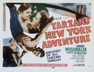 Tarzan's New York Adventure - Re-release poster (xs thumbnail)