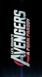 Avengers XXX: A Porn Parody - Logo (xs thumbnail)
