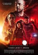 Bloodshot - Czech Movie Poster (xs thumbnail)