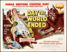 Day the World Ended - Movie Poster (xs thumbnail)