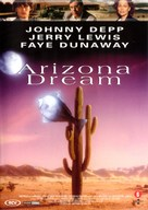 Arizona Dream - Dutch DVD movie cover (xs thumbnail)