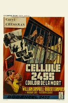 Cell 2455 Death Row - Belgian Movie Poster (xs thumbnail)