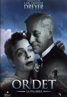 Ordet - Spanish DVD movie cover (xs thumbnail)