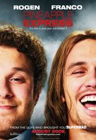 Pineapple Express - Movie Poster (xs thumbnail)