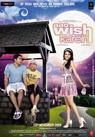 Aao Wish Karein - Indian Movie Poster (xs thumbnail)
