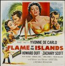 Flame of the Islands - Movie Poster (xs thumbnail)