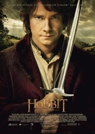 The Hobbit: An Unexpected Journey - Swedish Movie Poster (xs thumbnail)