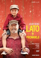 Avis de mistral - Polish Movie Cover (xs thumbnail)