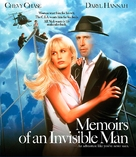 Memoirs of an Invisible Man - Blu-Ray movie cover (xs thumbnail)