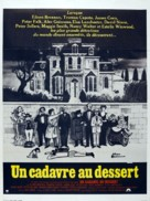 Murder by Death - French Movie Poster (xs thumbnail)