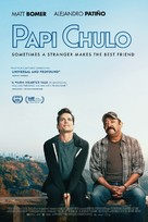 Papi Chulo - Irish Movie Poster (xs thumbnail)