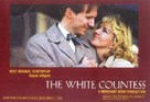 The White Countess - British Movie Poster (xs thumbnail)