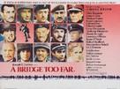 A Bridge Too Far - British Movie Poster (xs thumbnail)