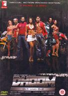 Dhoom 2 - British DVD cover (xs thumbnail)