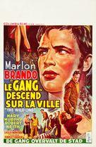 The Wild One - Belgian Movie Poster (xs thumbnail)