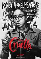 Cruella - Malaysian Movie Poster (xs thumbnail)