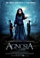 Agnosia - French Movie Poster (xs thumbnail)