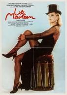 Lili Marleen - Italian Movie Poster (xs thumbnail)