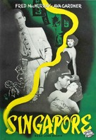 Singapore - Swedish Movie Poster (xs thumbnail)