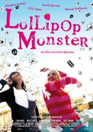 Lollipop Monster - German Movie Poster (xs thumbnail)