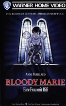 Innocent Blood - German VHS movie cover (xs thumbnail)