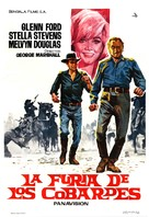 Advance to the Rear - Spanish Movie Poster (xs thumbnail)