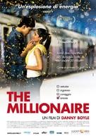 Slumdog Millionaire - Italian Movie Poster (xs thumbnail)