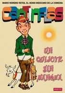 Un Quijote sin mancha - Spanish DVD cover (xs thumbnail)