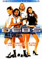 DEBS - French DVD movie cover (xs thumbnail)