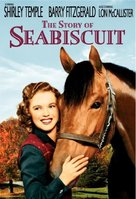 The Story of Seabiscuit - DVD cover (xs thumbnail)
