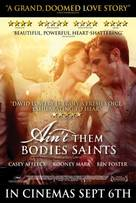 Ain't Them Bodies Saints - British Movie Poster (xs thumbnail)