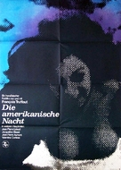 La nuit américaine - German Movie Poster (xs thumbnail)