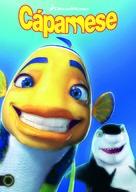 Shark Tale - Hungarian Movie Cover (xs thumbnail)