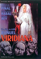 Viridiana - French DVD cover (xs thumbnail)