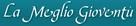 La meglio gioventù - Italian Logo (xs thumbnail)