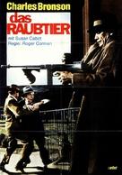 Machine-Gun Kelly - German Movie Poster (xs thumbnail)