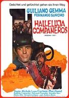 Arizona Colt - German Movie Poster (xs thumbnail)