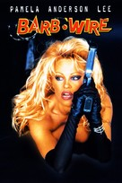 Barb Wire - DVD cover (xs thumbnail)