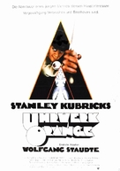 A Clockwork Orange - German Movie Poster (xs thumbnail)