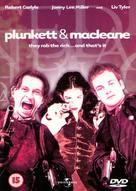 Plunkett & Macleane - British poster (xs thumbnail)