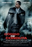 Law Abiding Citizen - Brazilian Movie Poster (xs thumbnail)