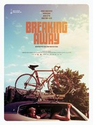 Breaking Away - French Re-release movie poster (xs thumbnail)