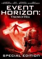 Event Horizon - German DVD cover (xs thumbnail)