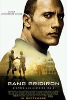 Gridiron Gang - Canadian Movie Poster (xs thumbnail)