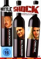 Bottle Shock - German DVD movie cover (xs thumbnail)