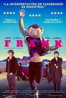 Frank - Spanish Movie Poster (xs thumbnail)