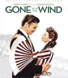Gone with the Wind - Blu-Ray cover (xs thumbnail)