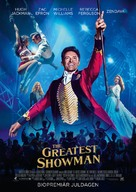 The Greatest Showman - Swedish Movie Poster (xs thumbnail)