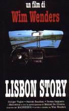 Lisbon Story - Italian VHS cover (xs thumbnail)