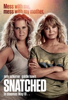 Snatched - British Movie Poster (xs thumbnail)
